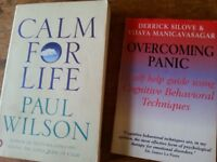 Books for anxiety sufferers