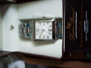 lucian piccard wrist watch,.