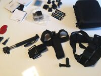 GoPro HERO 4 .TOUCH SCREEN WIRELESS.EXCELLENT WORKING ORDER