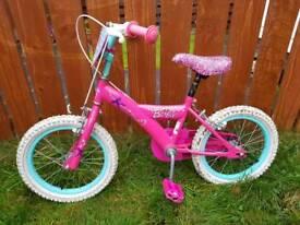 "Barbie 16"" Kids' Bike"