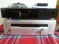 Sony Hi Fi separates, A1 condition.