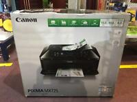 Canon Pixma MX725 wireless All in 1 inkjet Printer with £30 worth of extra ink cartridges