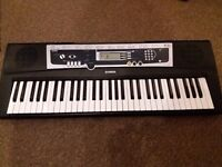 Yamaha Keyboard Ypt-210 (no power adaptor)