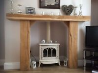Solid Oak Surround for Fireplace