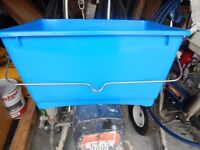PAINTERS ROLLER BUCKET , SLEEVES AND ROLLERS