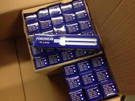 JOLBOT x35 18W PL LAMPS 3500K 2 PIN G24D1