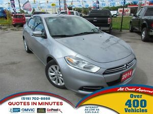2014 Dodge Dart AERO | TURBO | BACKUP CAM | SAT RADIO