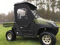 Polaris ranger, Kawasaki mule, jcb work max, John Deere gator ATV UTV