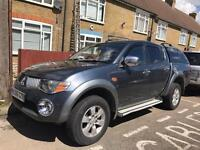 2006 mitsubishi l200 did automatic spares or repairs diesel crew cab 4x4 pick up