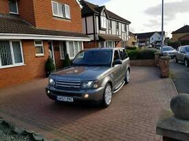 Land rover sports estate V8 3.6