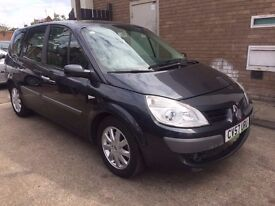 Renault Grand Scenic 2.0 VVT Dynamique 5dr, AUTOMATIC, 6 MONTHS FREE WARRANTY, FULL SERVICE HISTORY