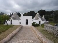 Trulli and Land in Puglia