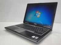 WIRELESS DELL LATITUDE D630 LAPTOP/ WIN7 / OFFICE/ 2GB RAM