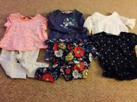 Baby Girl Clothes Bundle 12-18 Month