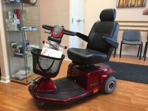 DEMO Mobility Scooters and Power Wheelchairs starting at  $550