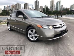 2008 Honda Civic EX-L + Summer Clearance! On Now!