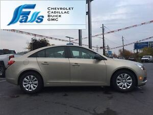 2011 Chevrolet Cruze ONE OWNER, LOW LOW KMS!!!