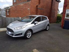 Ford Fiesta Low Miles 1.6 Auto