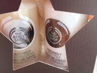 The Body Shop shower and body milk