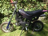 49cc Mini Moto/Pit bike/Dirt bike