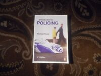 Introduction to Policing 2nd edition, Michael Rowe