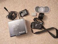 Canon G15 Camera , excellent condition, adaptors, filters , batteries