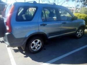 2003 Honda CRV Wagon Nanango South Burnett Area Preview