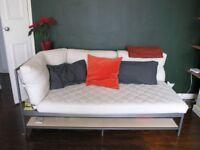 IKEA - Three-seat sofa EKEBOL - Katorp natural - Clapham Common