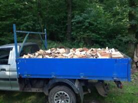 Seasoned Hardwood Logs/ Firewood