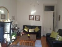 Lovely One Bedroom Furnished Flat in Heart of Comely Bank Edinburgh