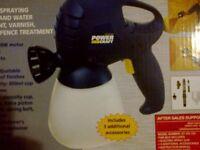 Electric spray gun 100w
