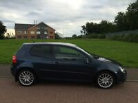 2007 VOLKSWAGEN GOLF GT TDI SPORT / MAY PX OR SWAP