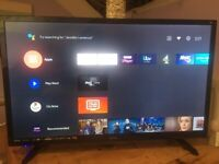 32inch android smart tv