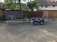 Nautilus boat roller trailer