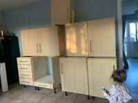 Kitchen units