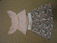 skirt + shirt