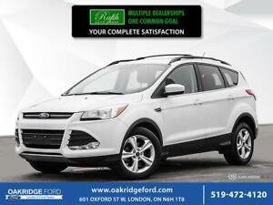 2015 Ford Escape FWD 4DR SE- Navigation- Back-Up Camera- Rear Pa