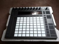 Ableton Push 2 with original box, manuals, cables adaptors