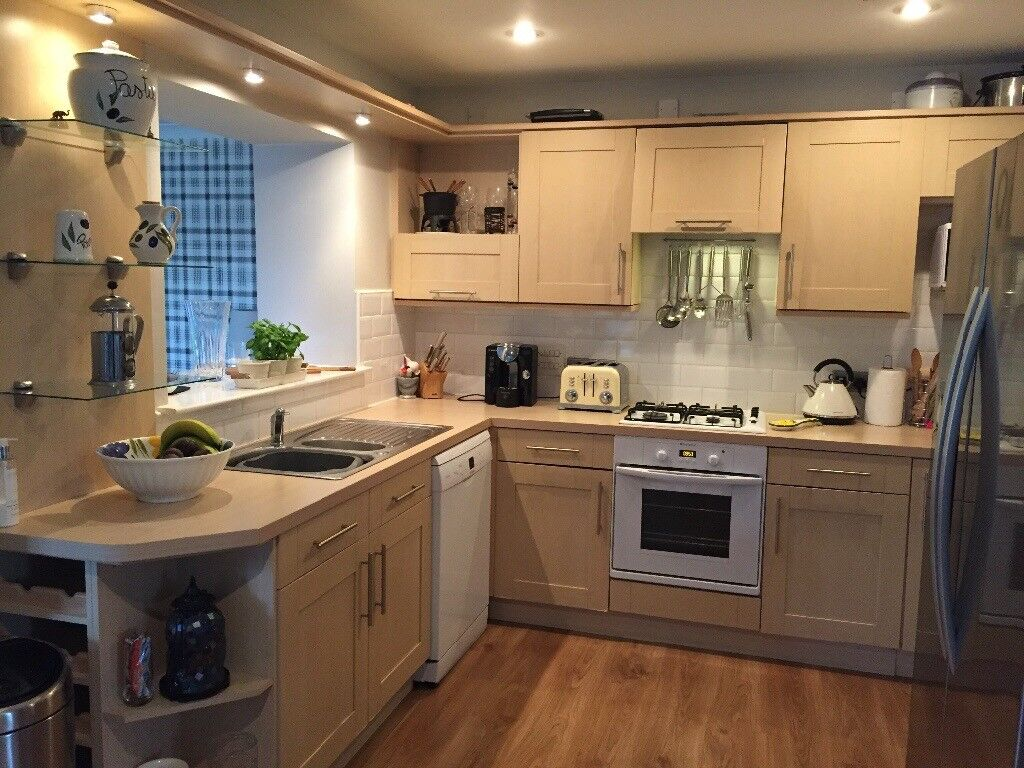 Kitchen units , hob and oven for sale