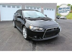 2014 Mitsubishi Lancer Ralliart! RECARO SEATS! SUNROOF! AWD!