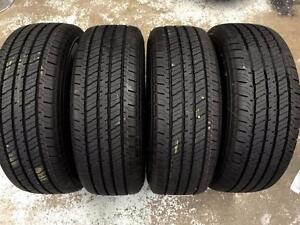 235/65R16 HANKOOK DYNAPRO All Season Tires **NEW TAKE OFF TIRES**