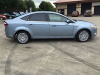 2007 ford mondeo ghia 20 dtci Automatic