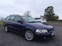 2003 (53) Volvo V40 2.0 Petrol (Auto)
