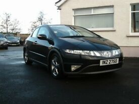 Very Clean 2006 Honda Civic Diesel Hatchback not ford, vauxhall renault