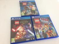 LEGO Games Bundle for Sony Playstation 4