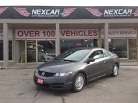 2010 Honda Civic DX-G C0UPE 5 SPEED A/C CRUISE CONTROL ONLY 89K