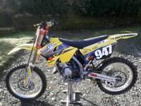 Suzuki rm125 2007