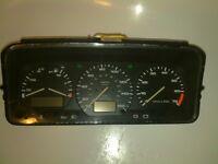 Vw Corrado Instrument Cluster / Clocks