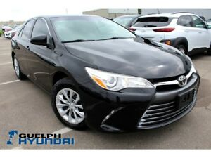 2015 Toyota Camry BACKUP CAM, BLUETOOTH, CRUISE &MORE!