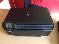 HP Photosmart Wireless e-All-in-One Printer - B110a